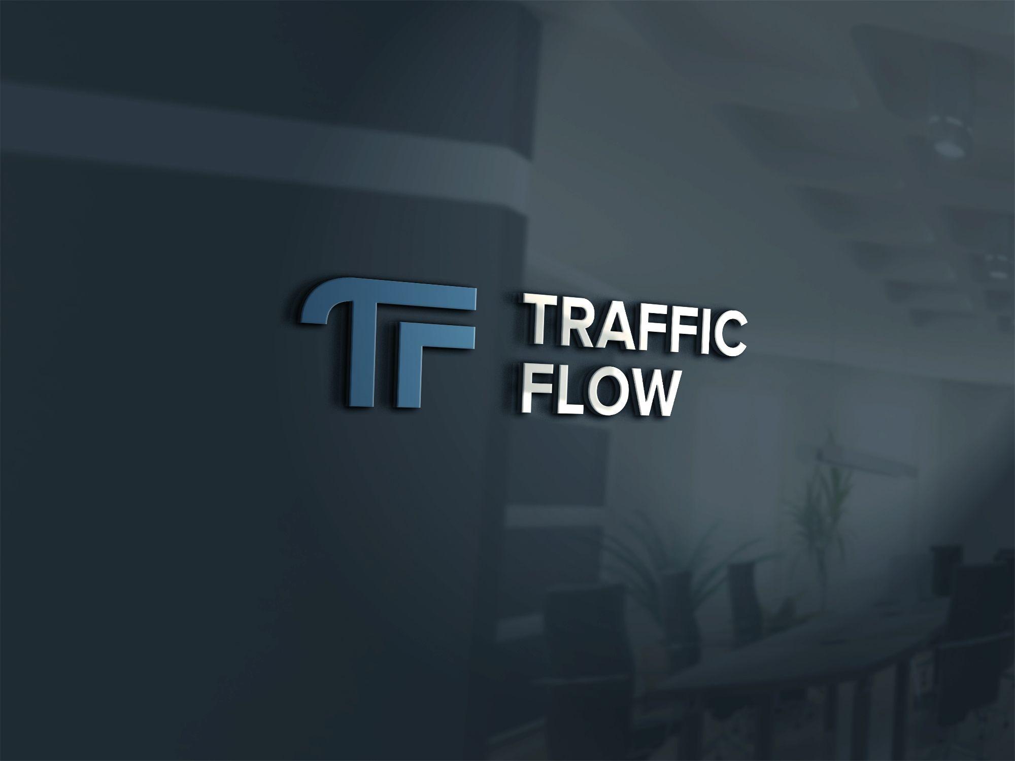Лого и фирменный стиль для Traffic Flow - дизайнер comicdm