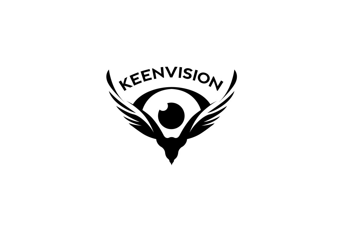 Логотип для KeenVision - дизайнер VF-Group
