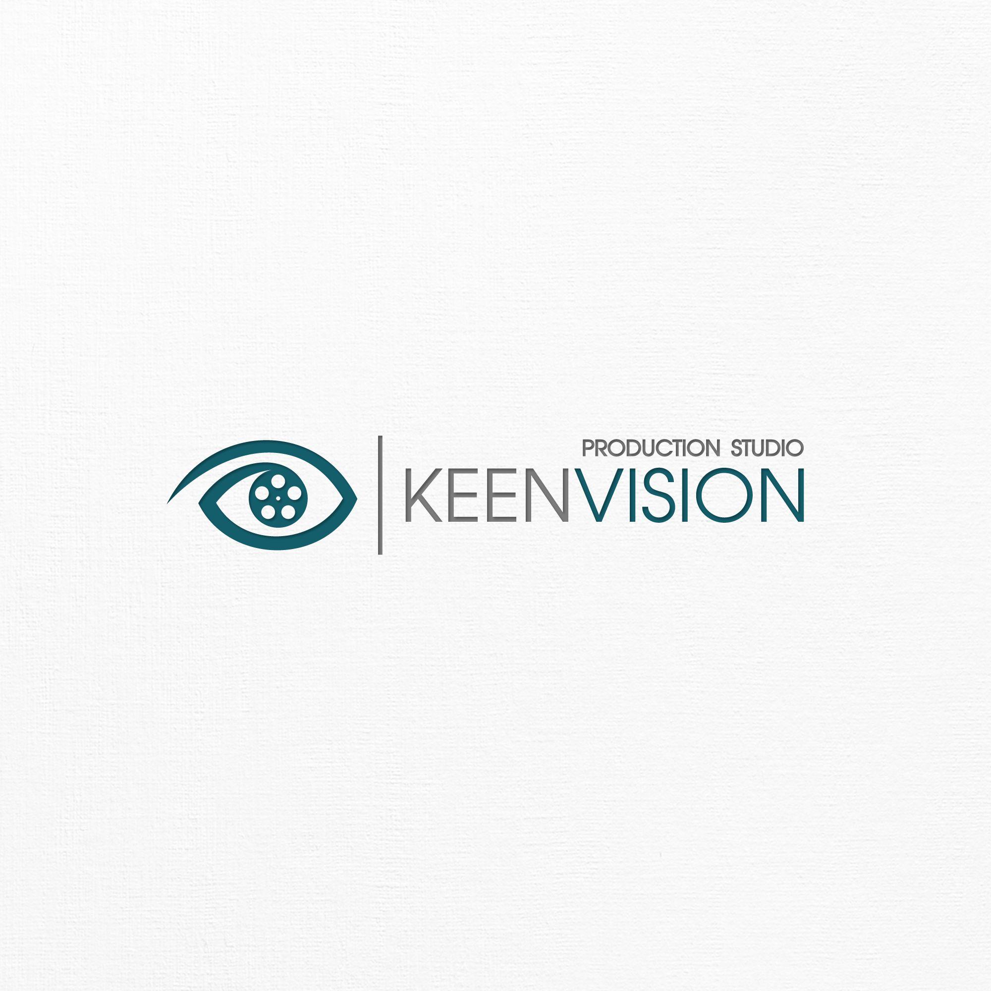 Логотип для KeenVision - дизайнер Rusj