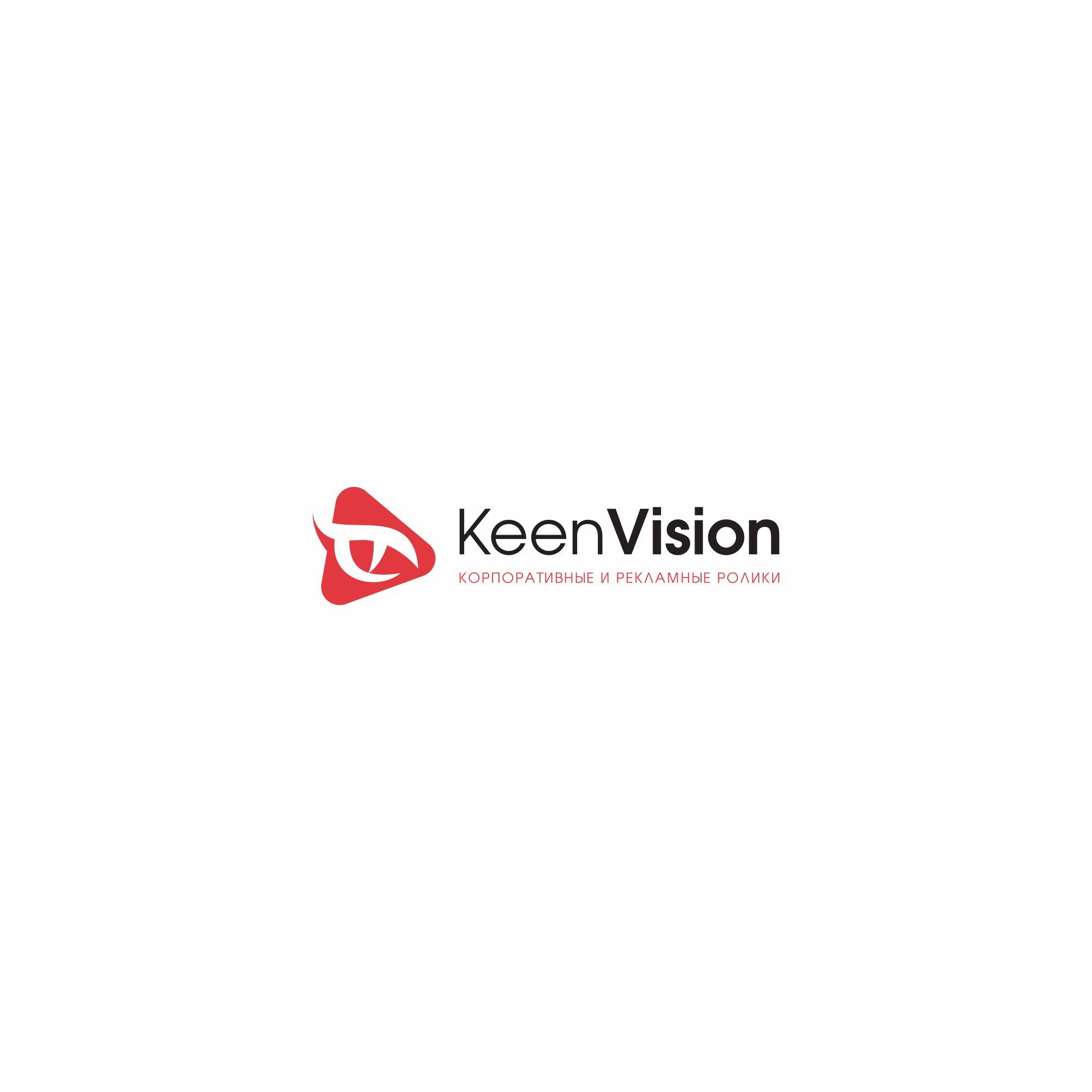 Логотип для KeenVision - дизайнер ironbrands