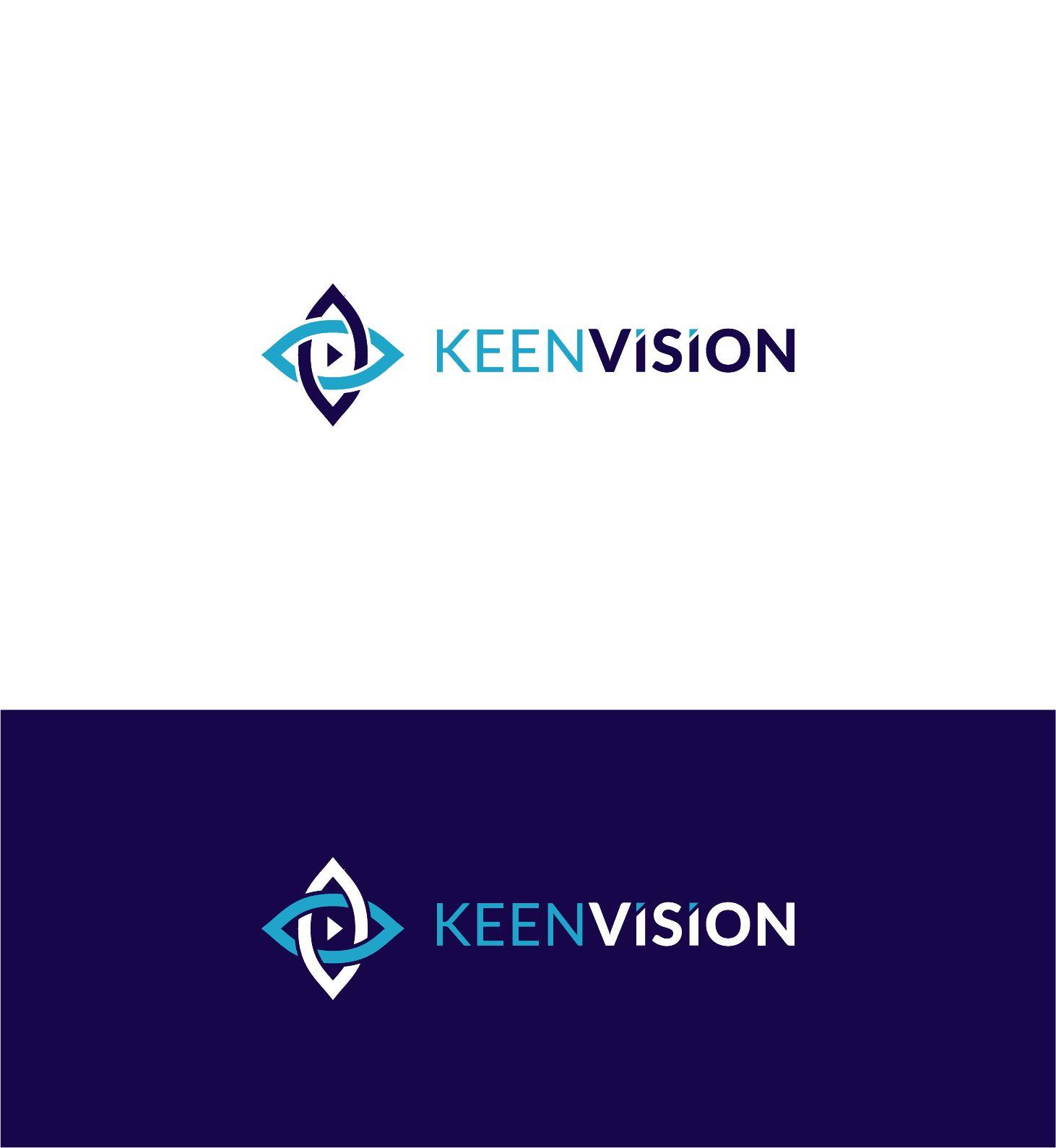 Логотип для KeenVision - дизайнер andyul