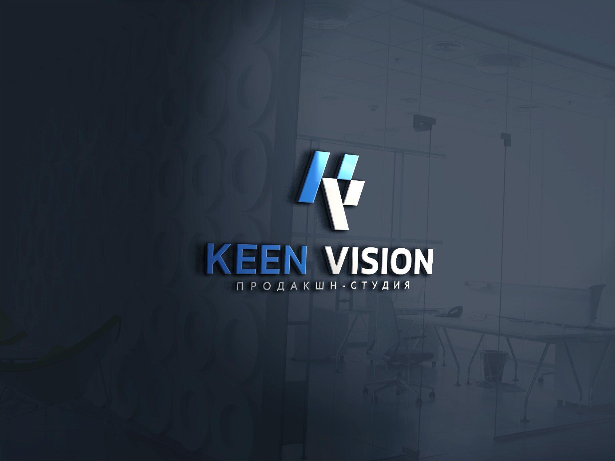 Логотип для KeenVision - дизайнер erkin84m