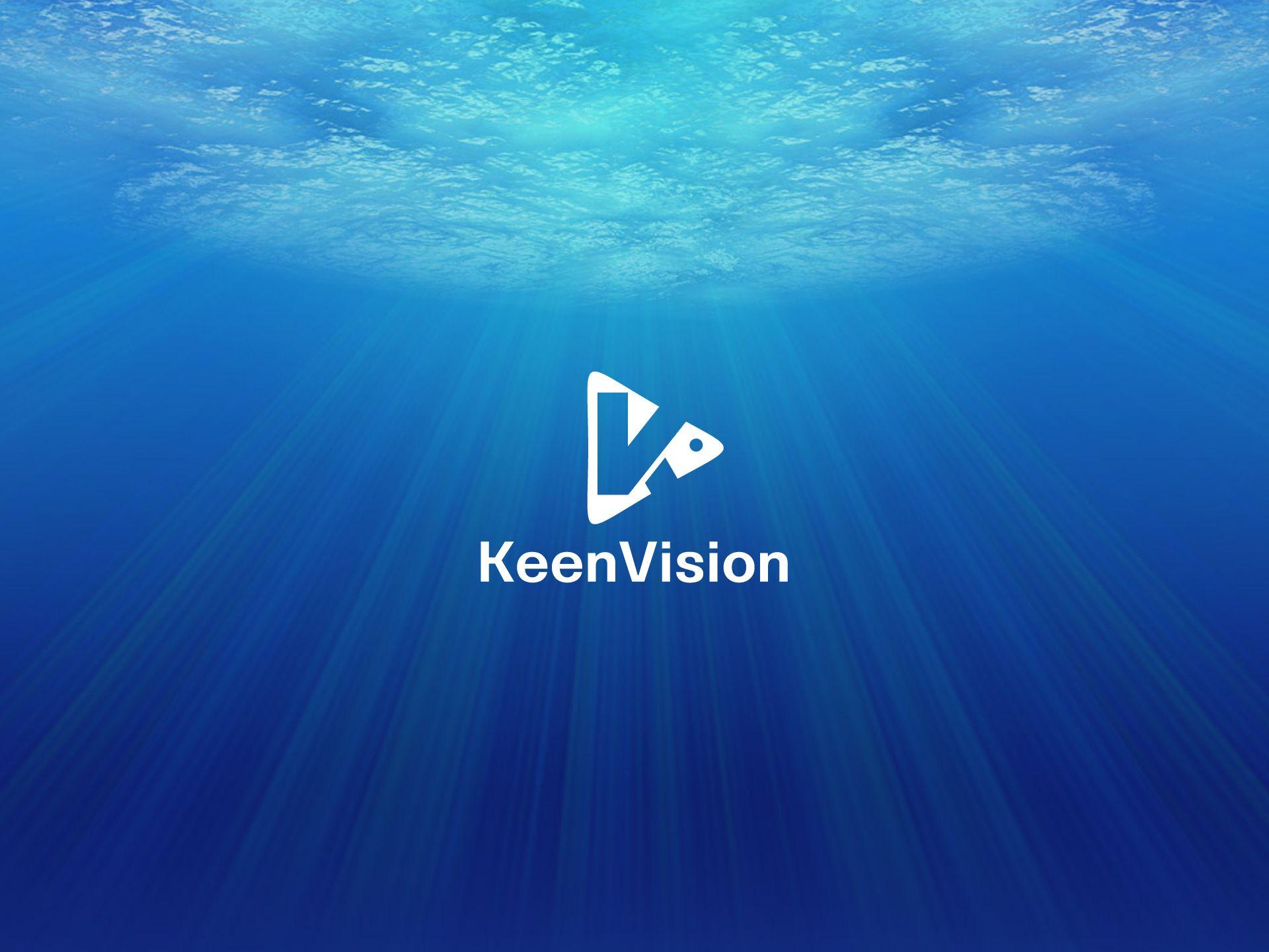 Логотип для KeenVision - дизайнер LiXoOn