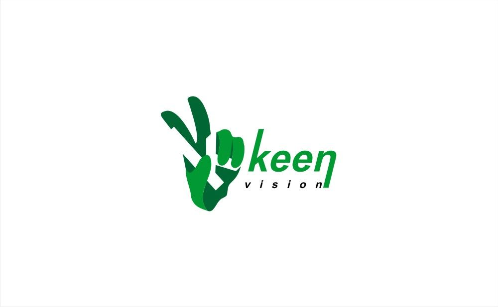 Логотип для KeenVision - дизайнер pilotdsn