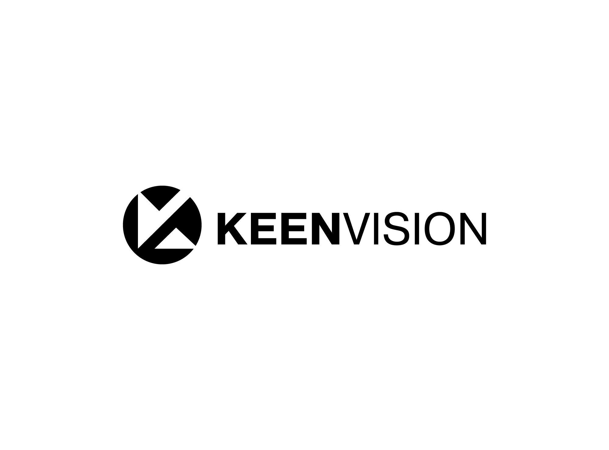 Логотип для KeenVision - дизайнер shamaevserg