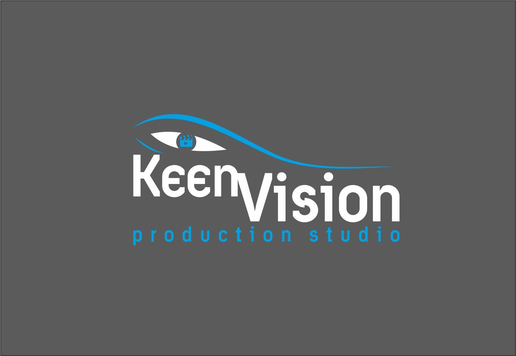 Логотип для KeenVision - дизайнер supra