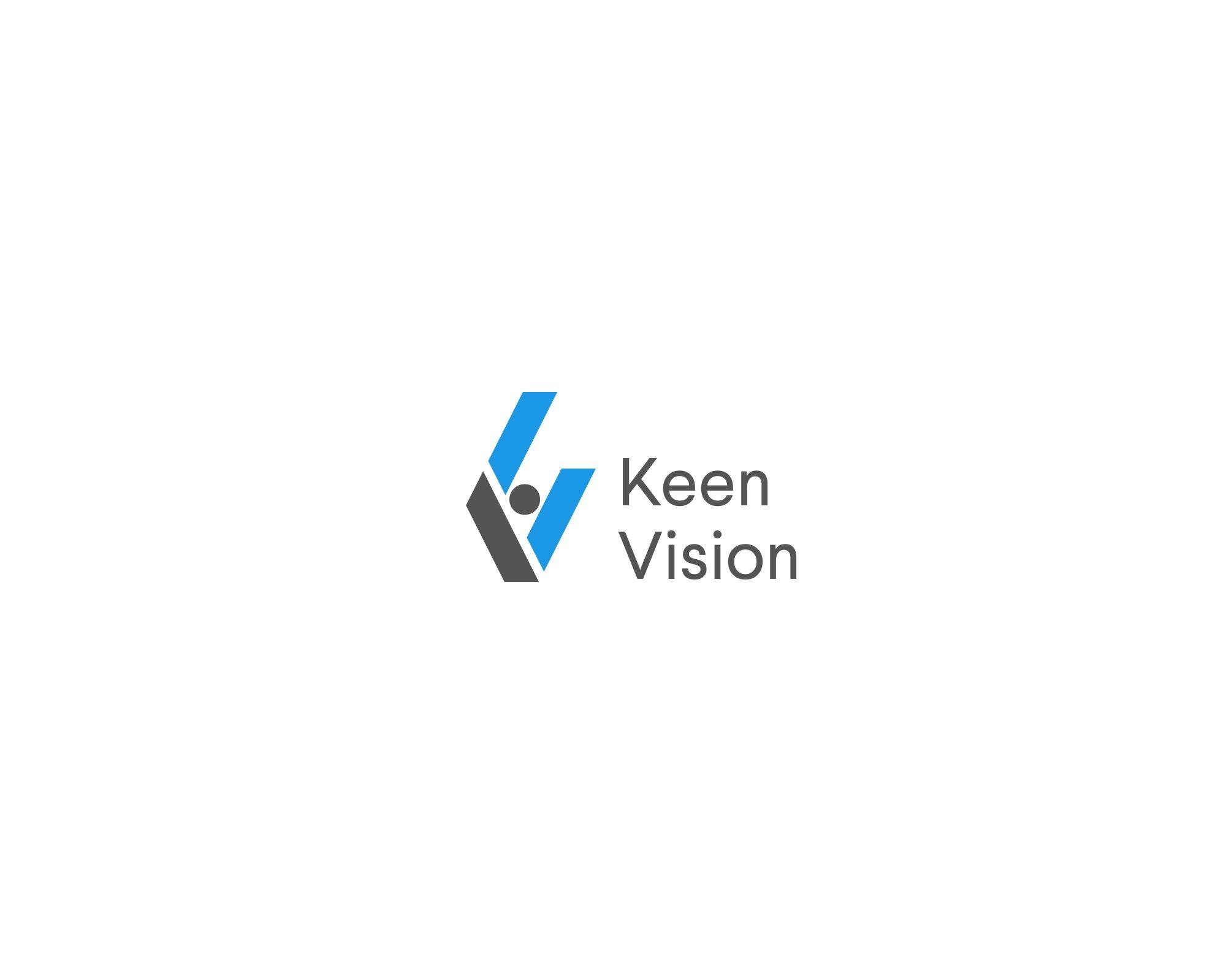 Логотип для KeenVision - дизайнер ideymnogo