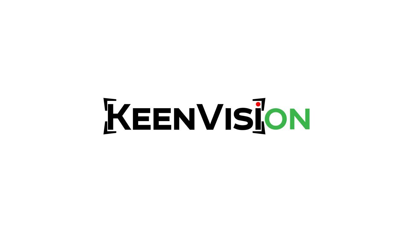 Логотип для KeenVision - дизайнер pel_MEN