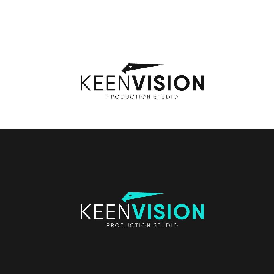 Логотип для KeenVision - дизайнер Seberu
