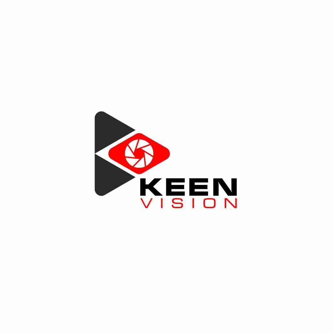 Логотип для KeenVision - дизайнер Nikus