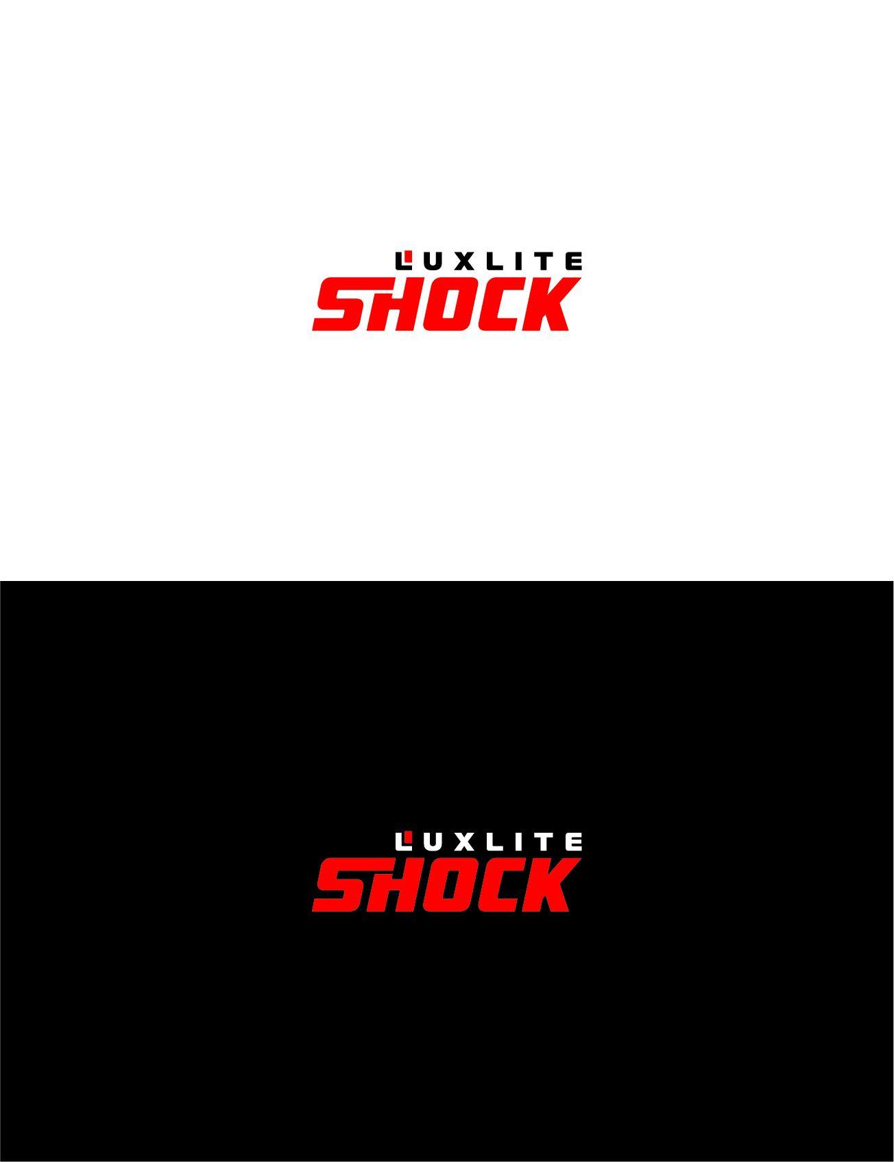 Логотип для батареек LUXLITE SHOCK - дизайнер andyul
