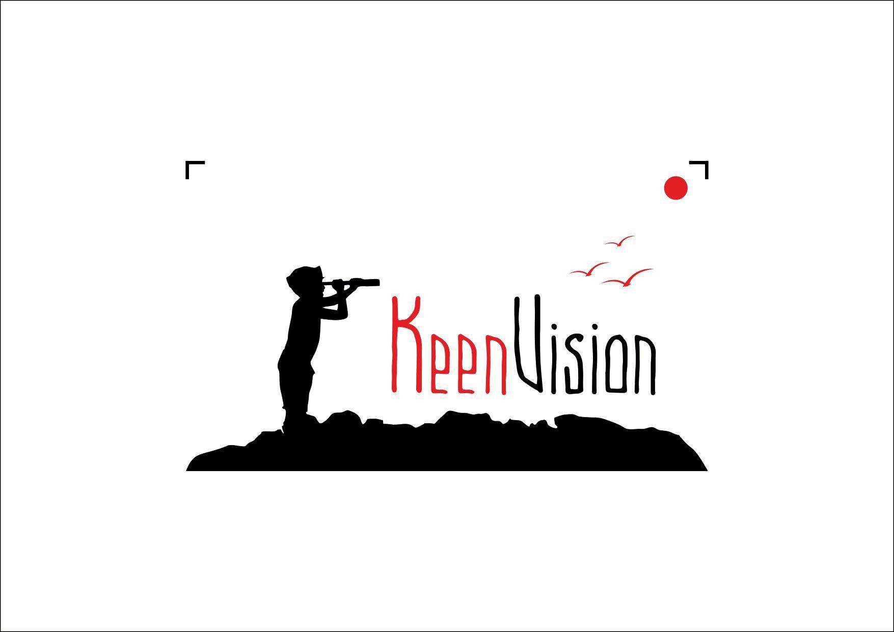 Логотип для KeenVision - дизайнер mar
