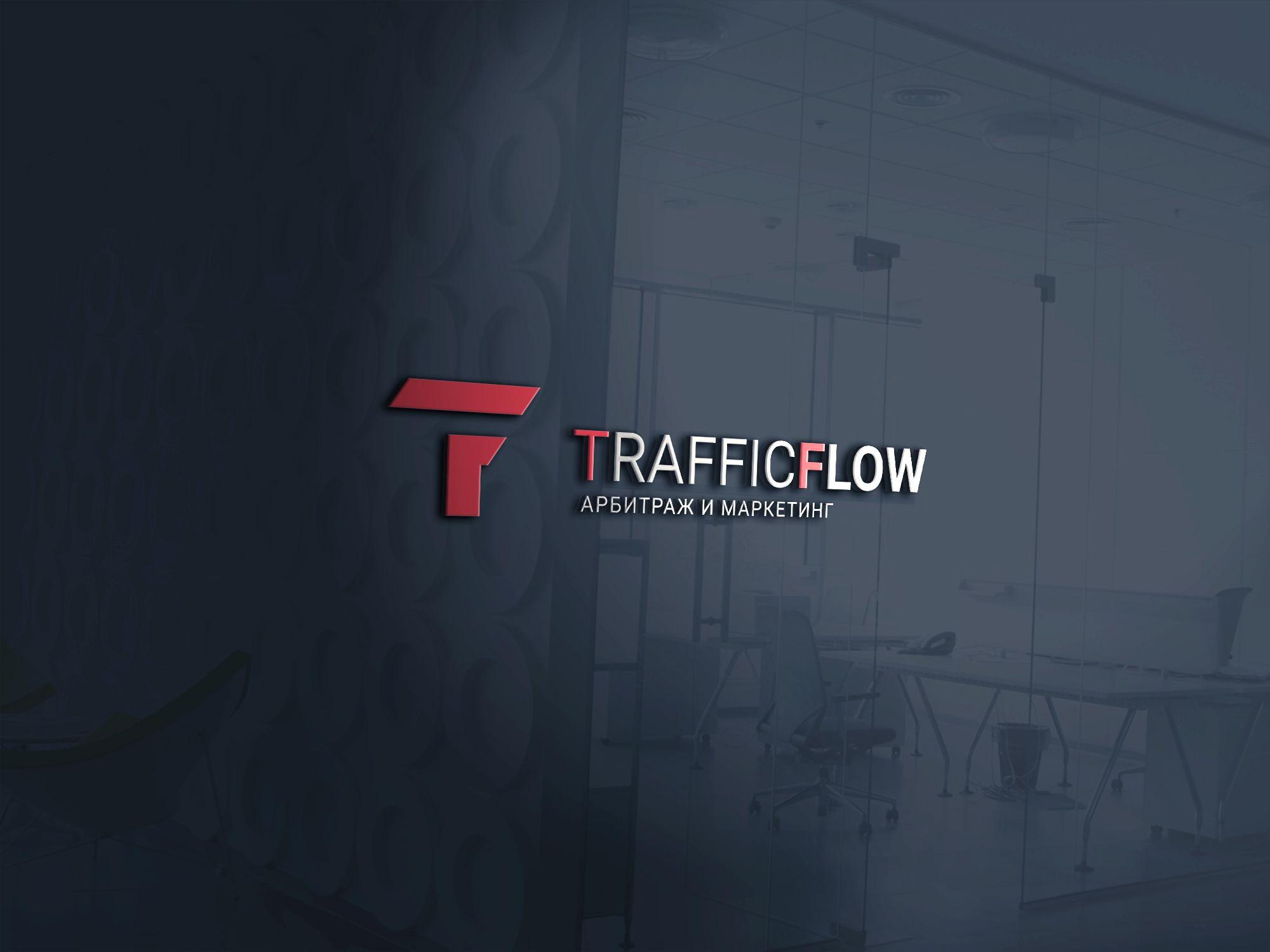 Лого и фирменный стиль для Traffic Flow - дизайнер khamrajan
