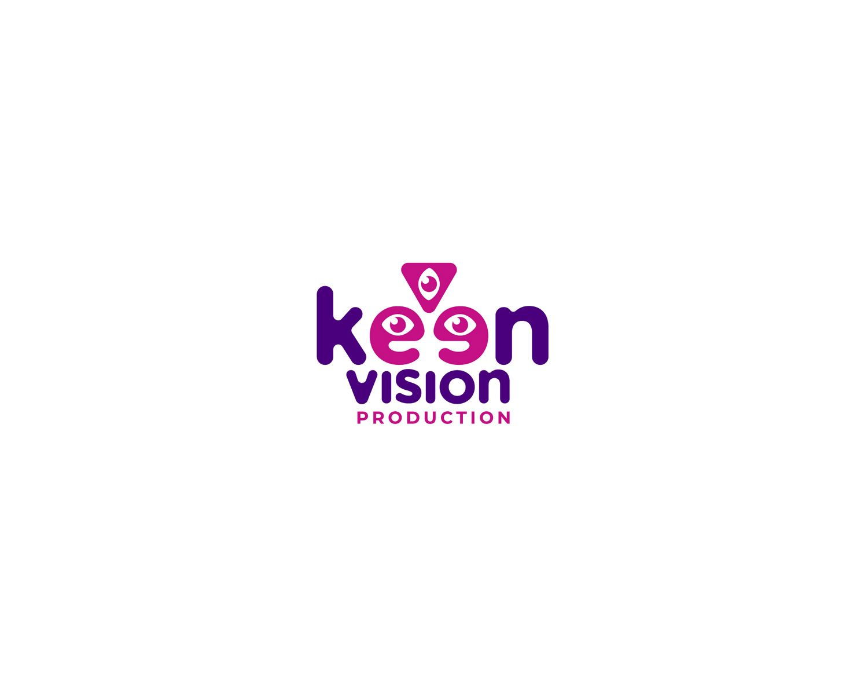 Логотип для KeenVision - дизайнер jampa