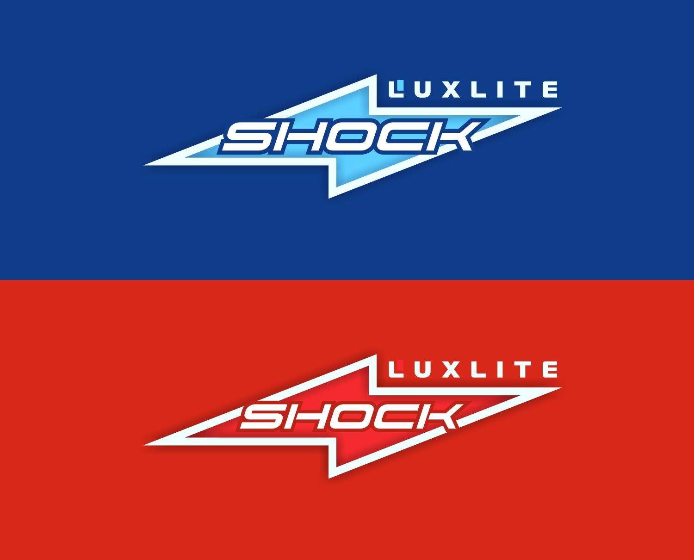 Логотип для батареек LUXLITE SHOCK - дизайнер kras-sky