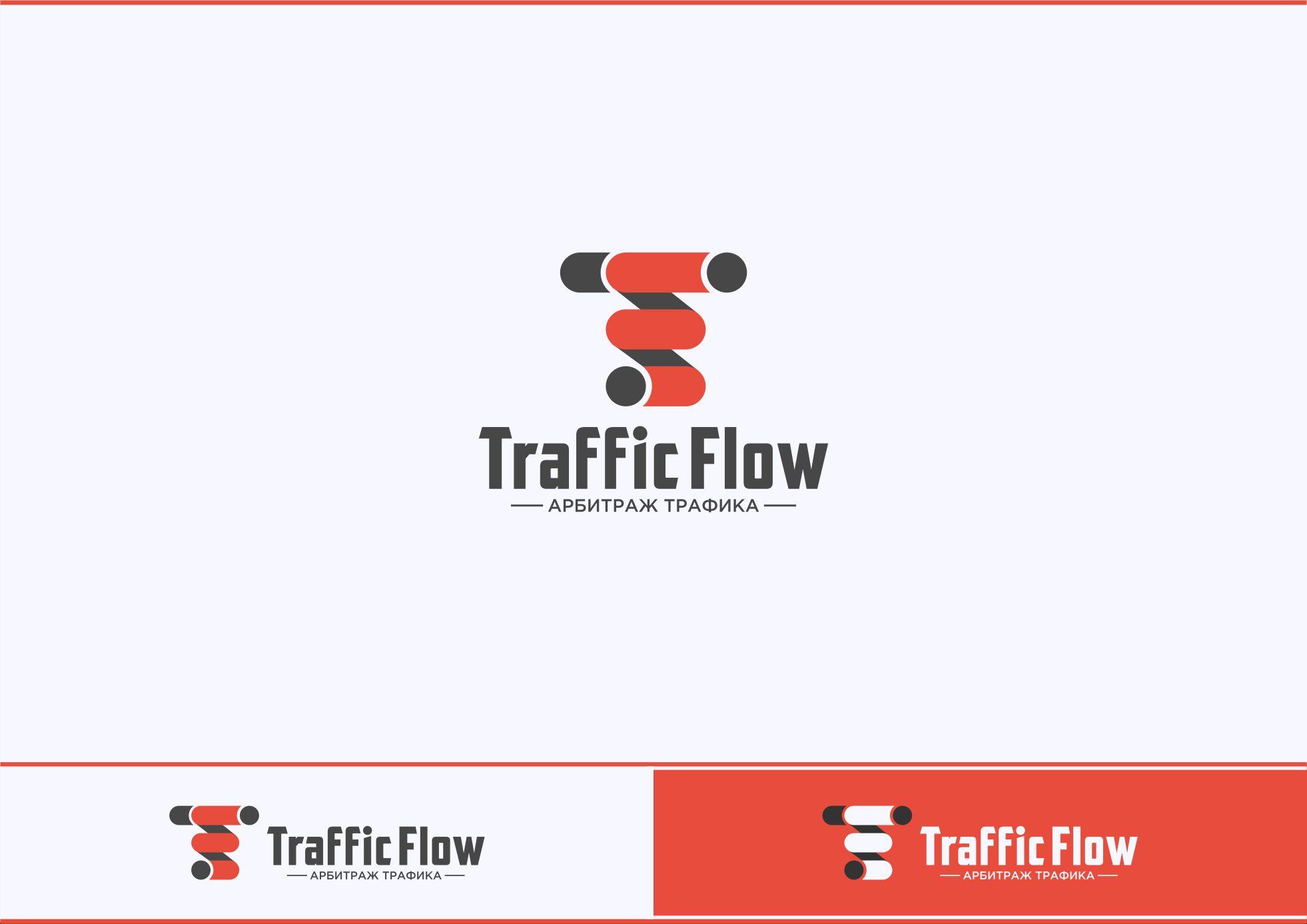 Лого и фирменный стиль для Traffic Flow - дизайнер JMarcus