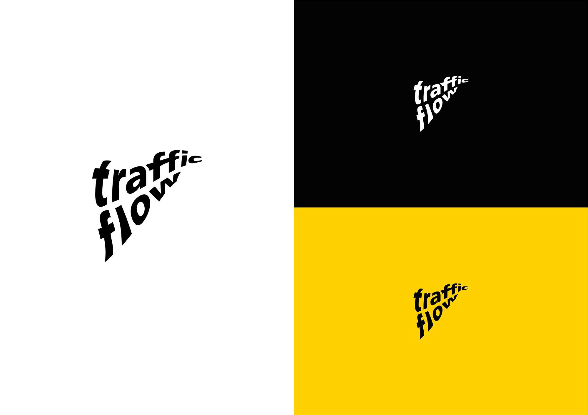 Лого и фирменный стиль для Traffic Flow - дизайнер koroche_des