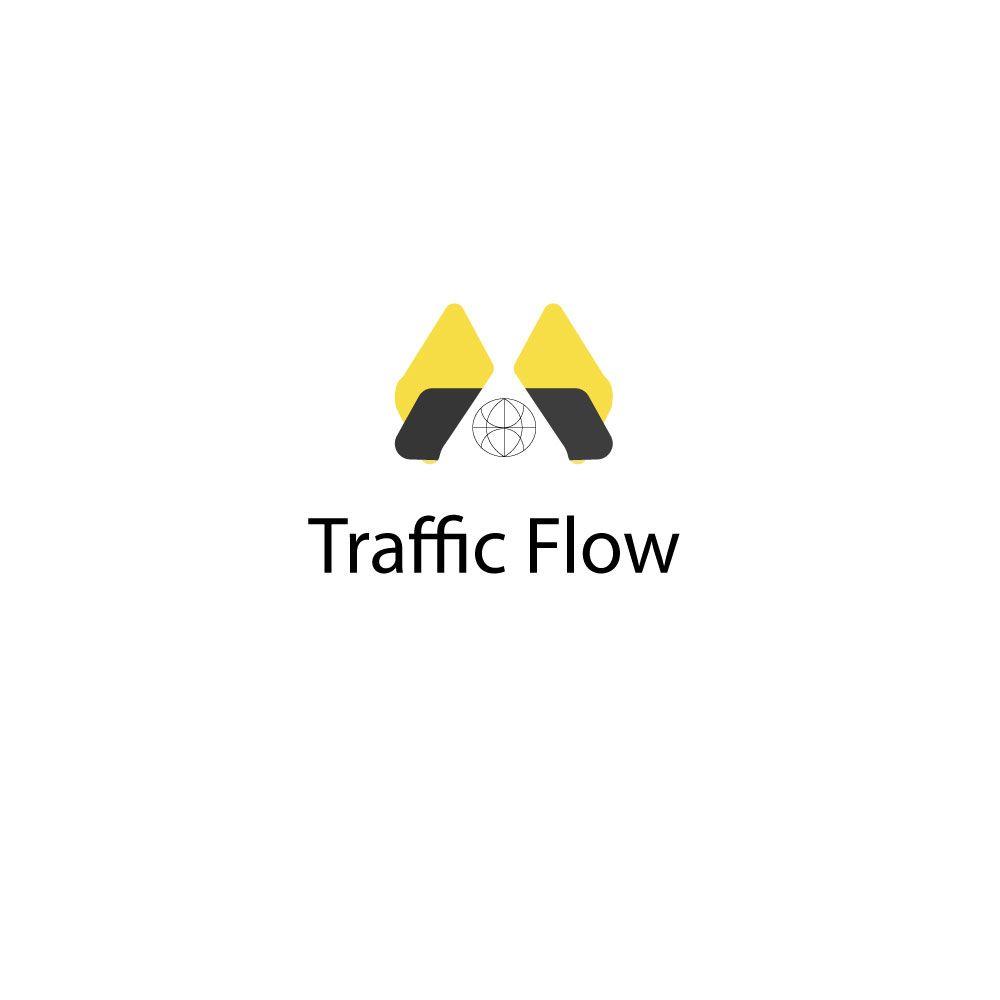 Лого и фирменный стиль для Traffic Flow - дизайнер Nozim28