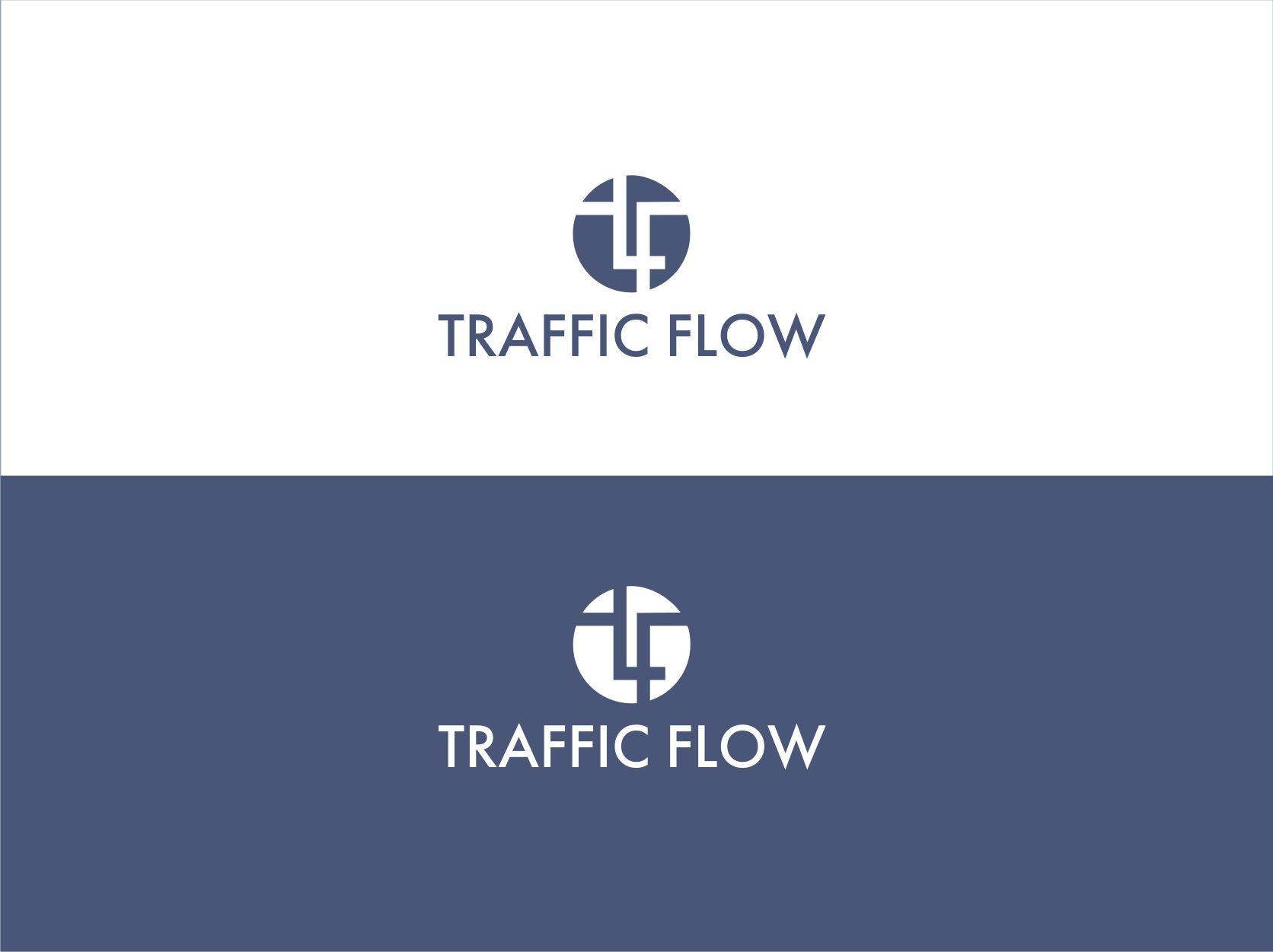Лого и фирменный стиль для Traffic Flow - дизайнер vladim