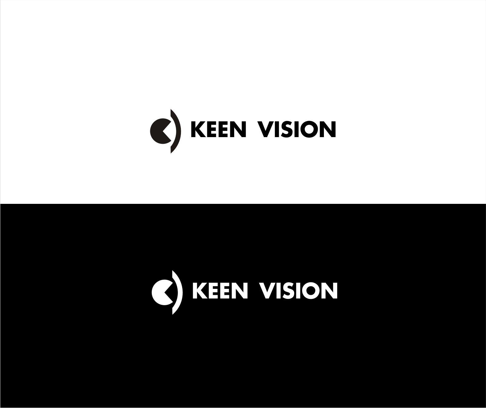 Логотип для KeenVision - дизайнер vladim