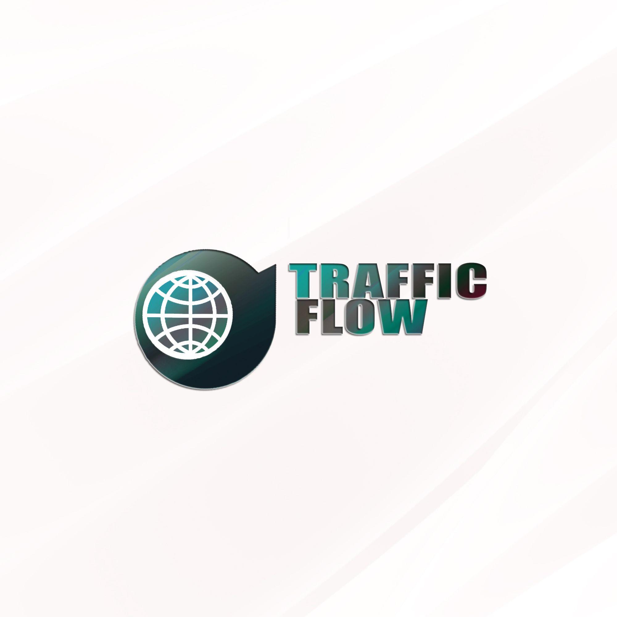 Лого и фирменный стиль для Traffic Flow - дизайнер talitattooer