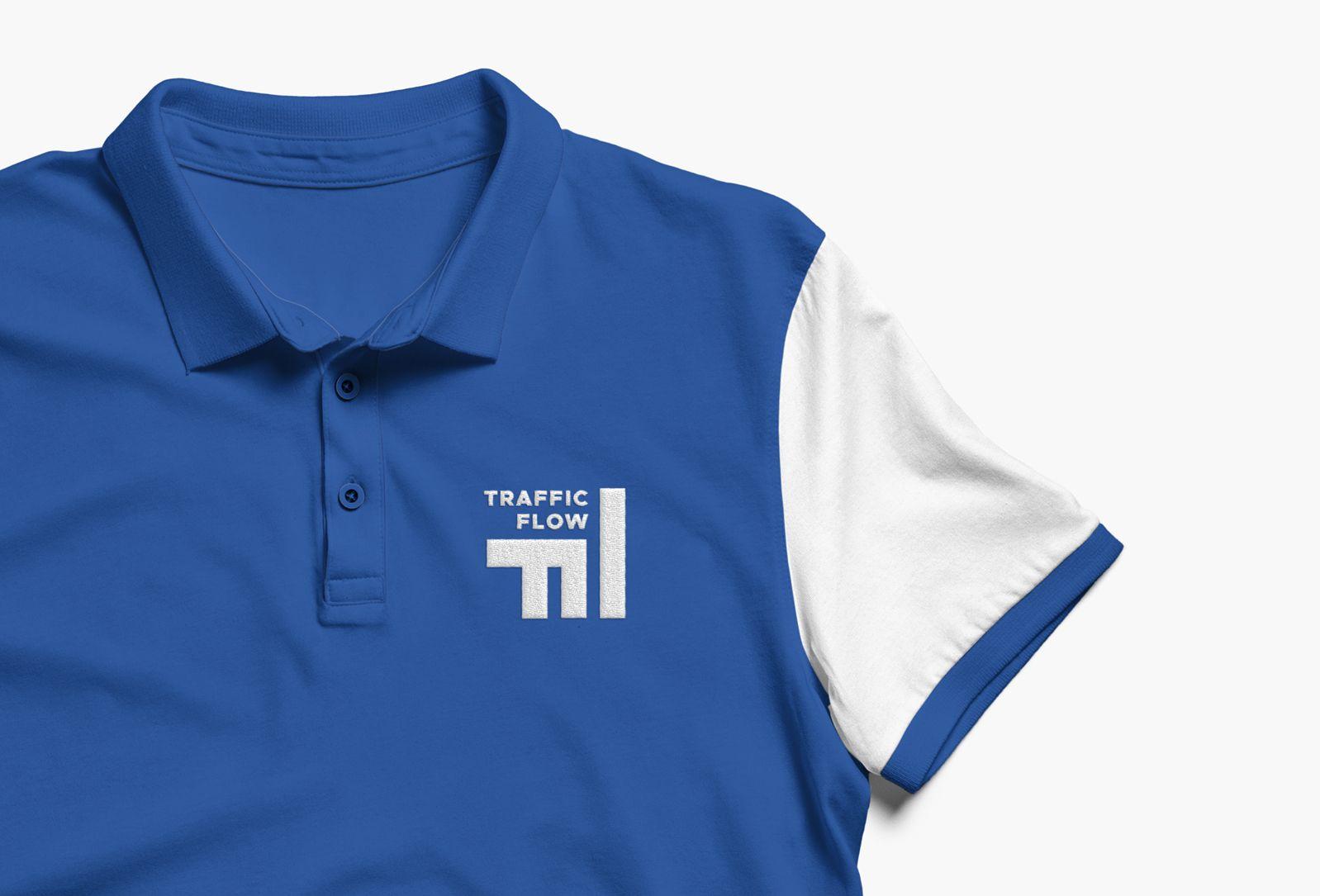 Лого и фирменный стиль для Traffic Flow - дизайнер andblin61
