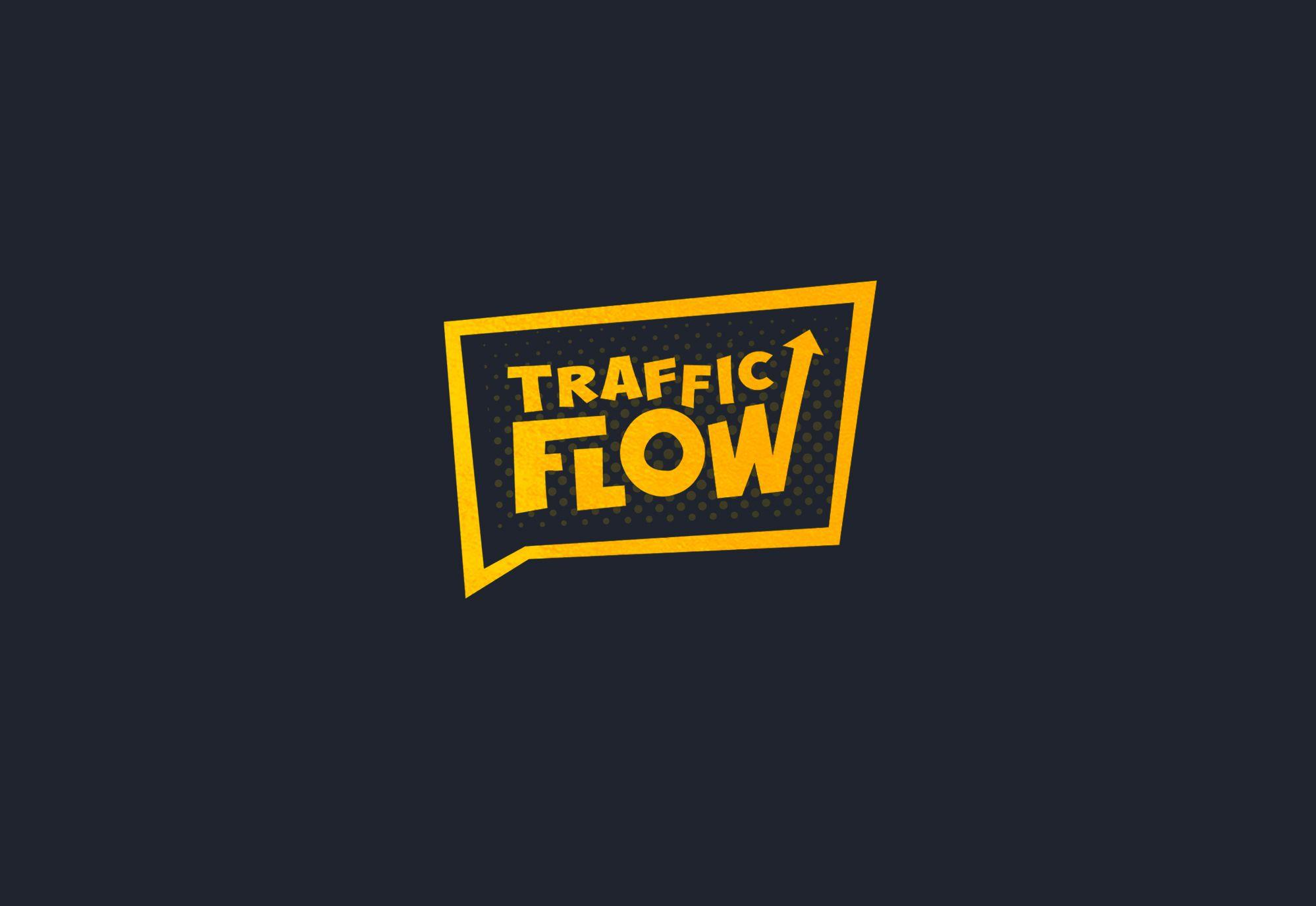 Лого и фирменный стиль для Traffic Flow - дизайнер Alexey_SNG