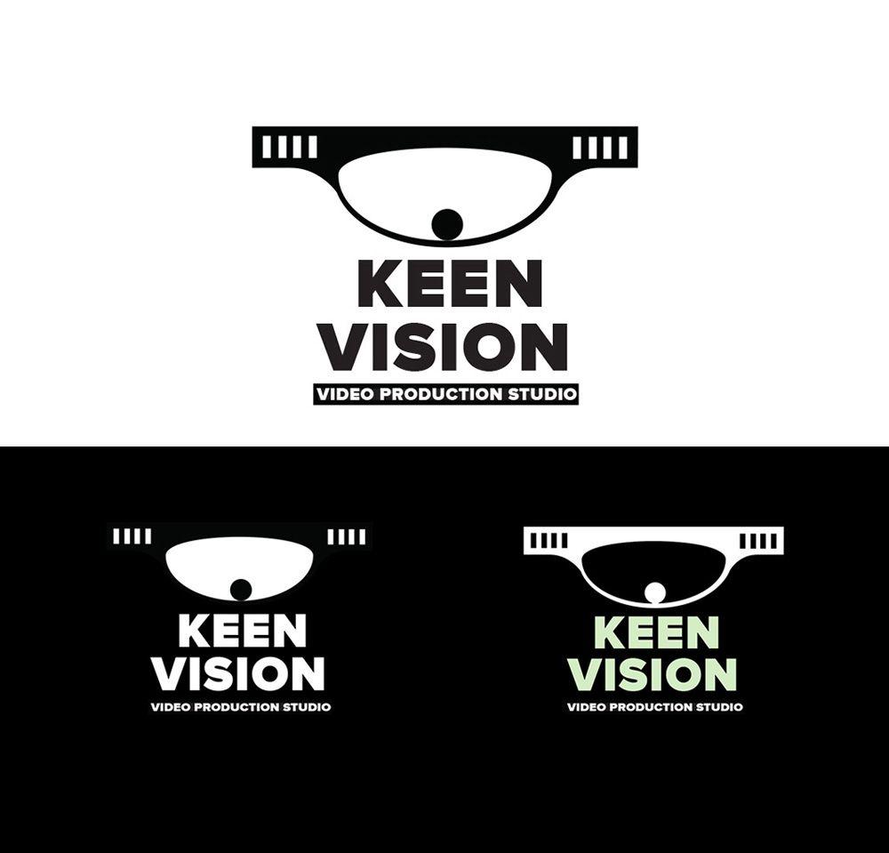 Логотип для KeenVision - дизайнер felsendra