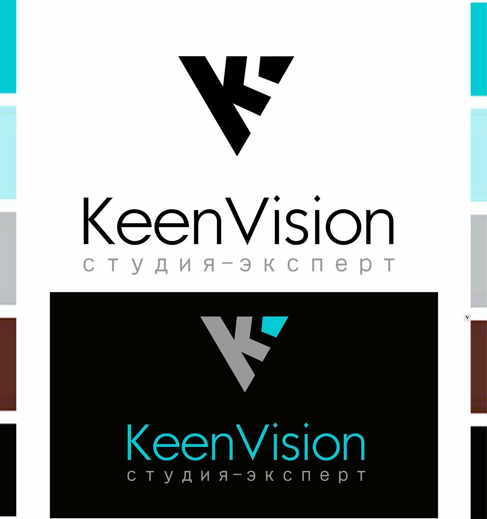 Логотип для KeenVision - дизайнер yulyok13