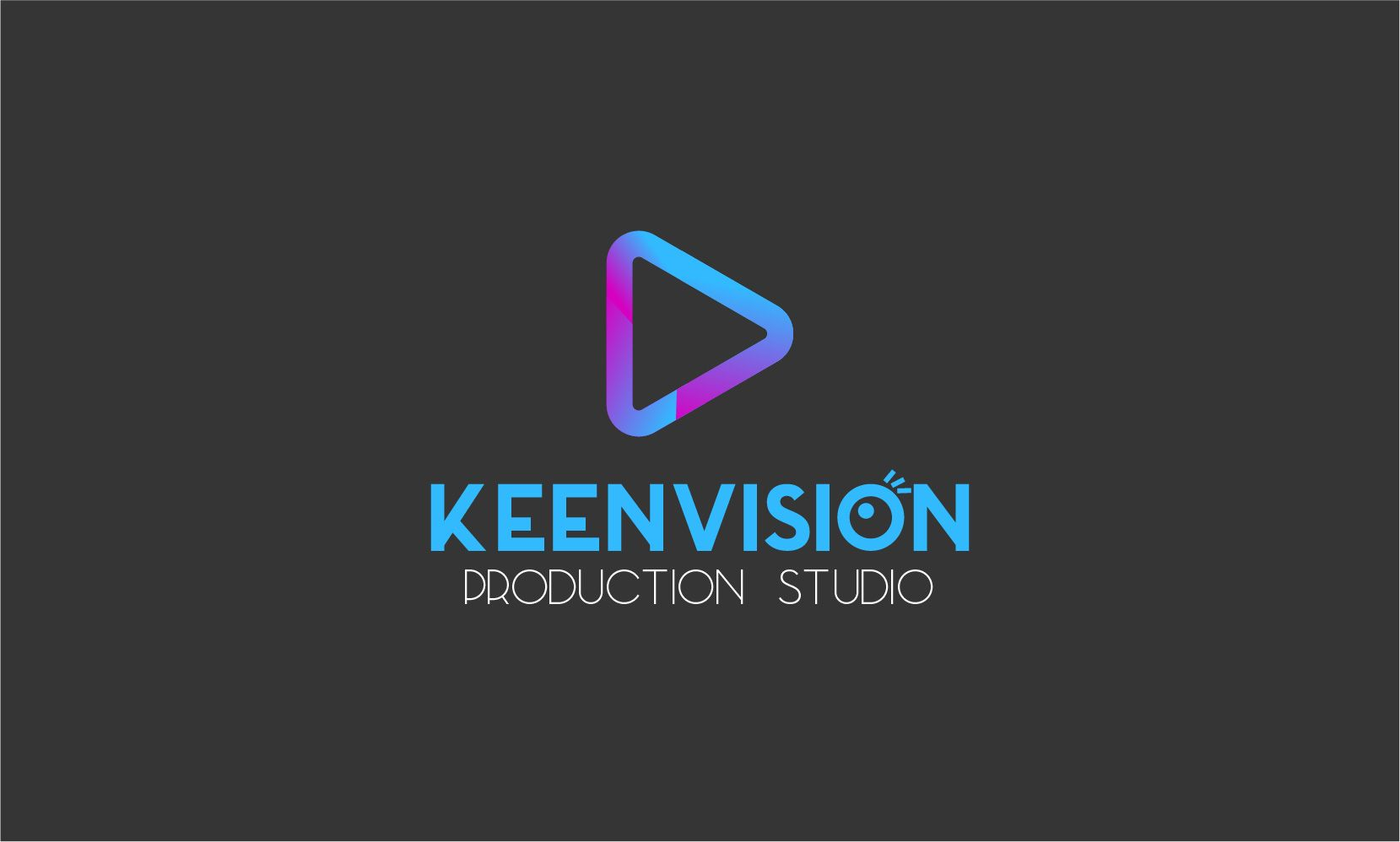 Логотип для KeenVision - дизайнер chernysheva