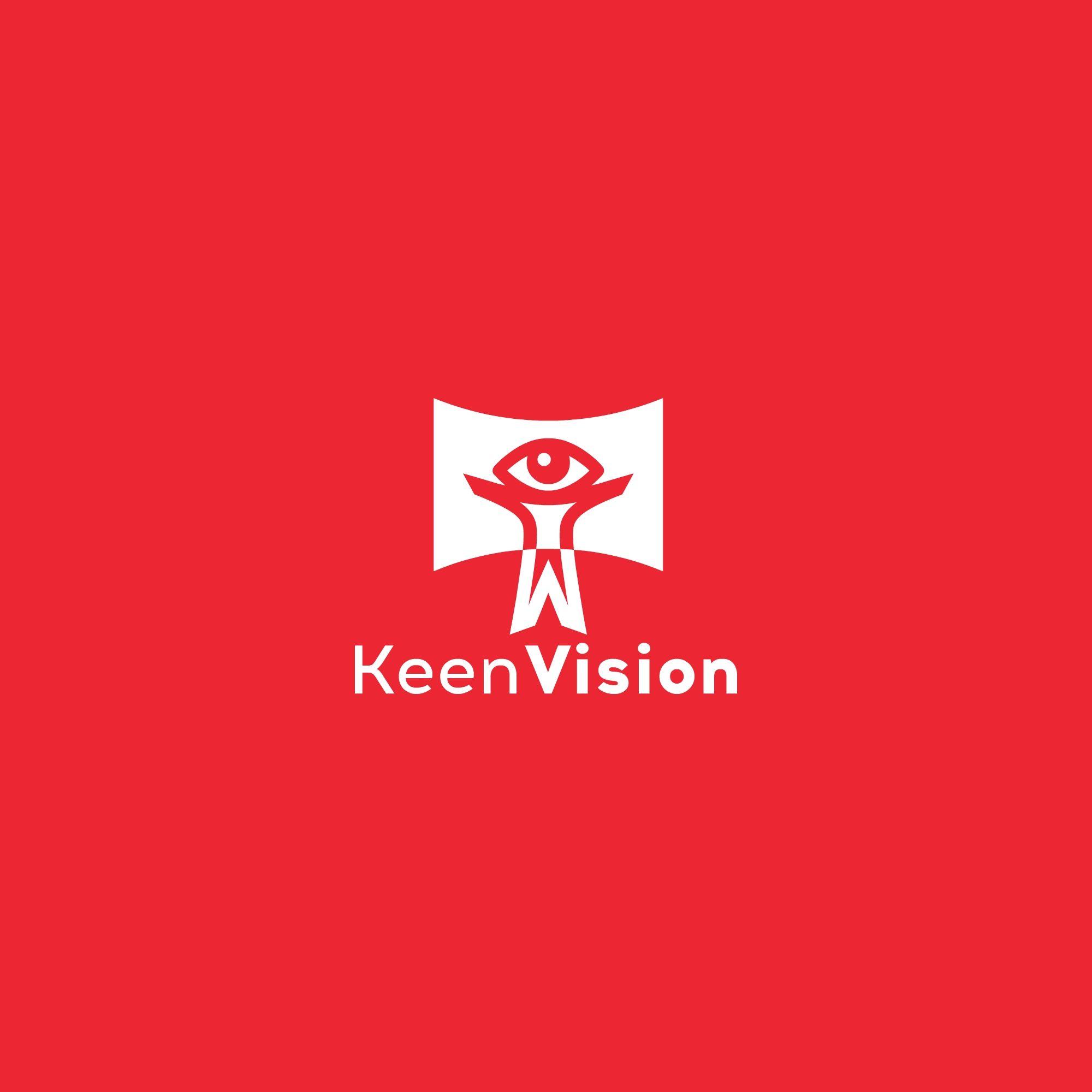 Логотип для KeenVision - дизайнер KokAN