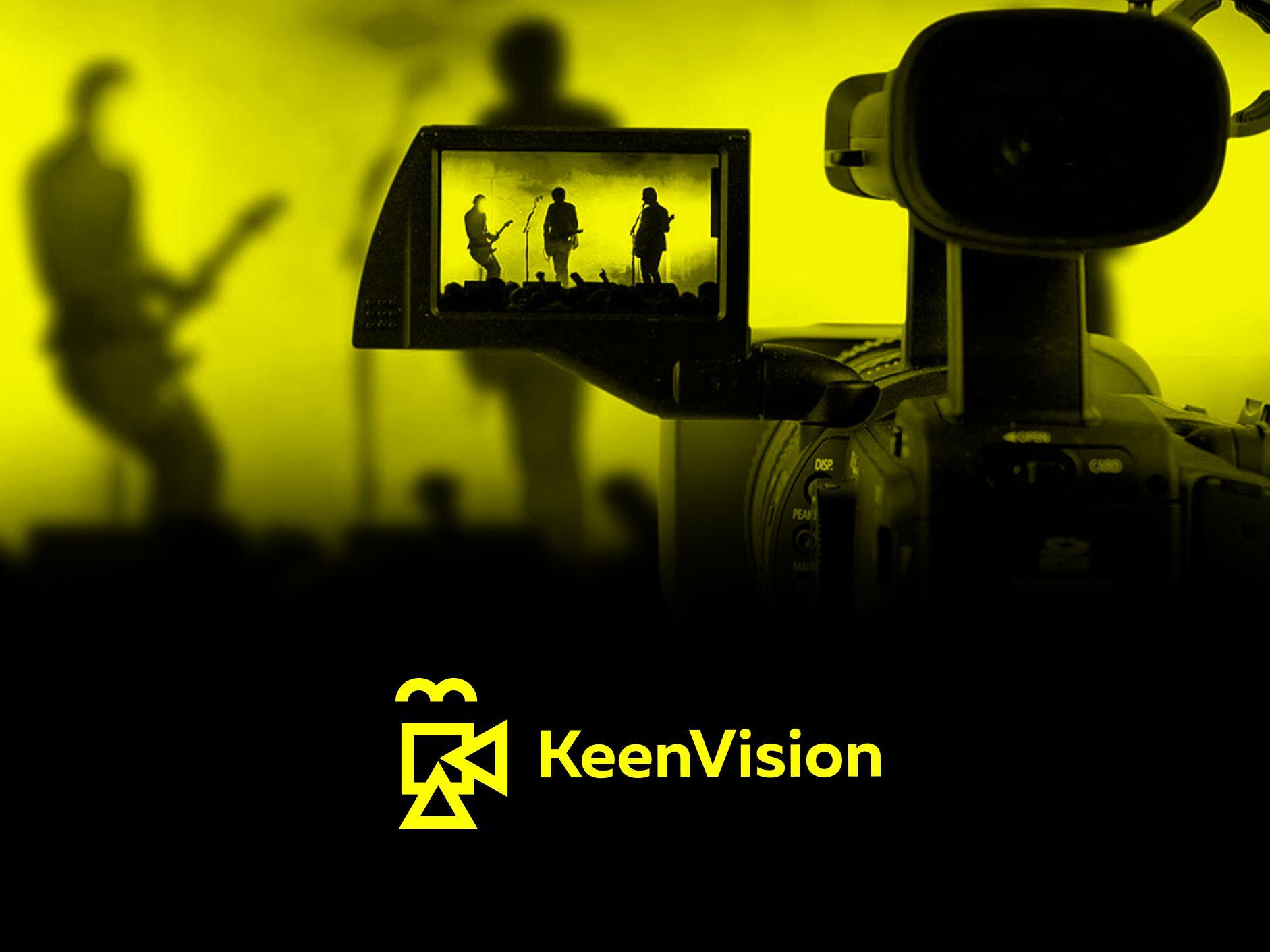 Логотип для KeenVision - дизайнер alekcan2011