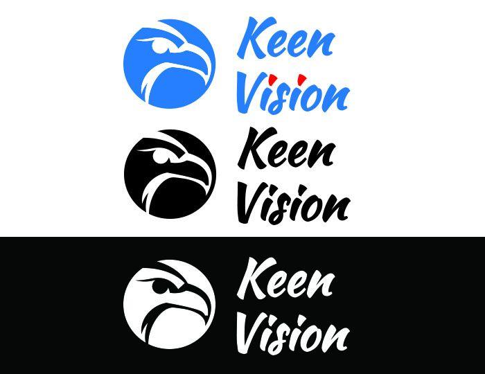 Логотип для KeenVision - дизайнер M_Deep