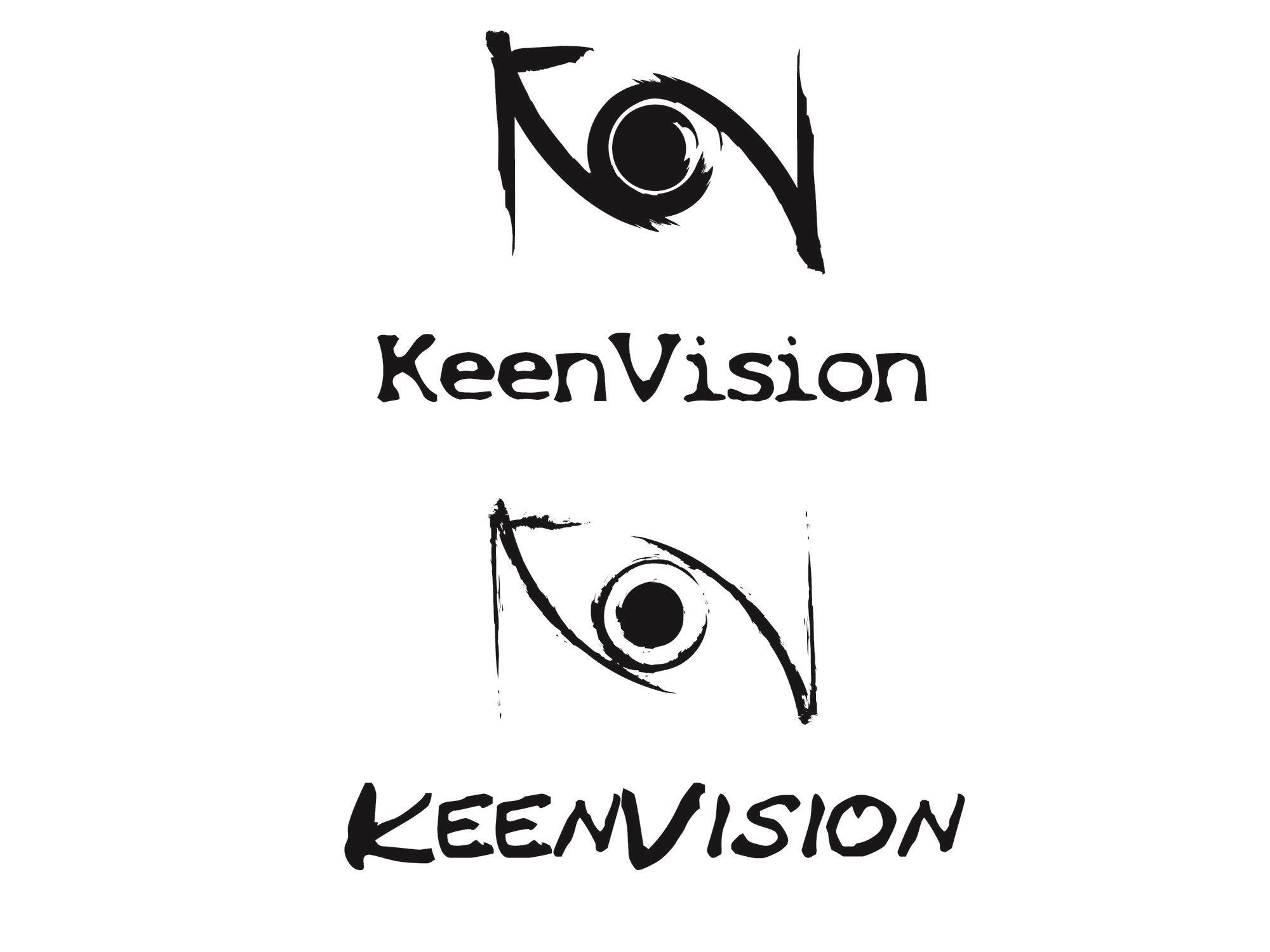 Логотип для KeenVision - дизайнер Orange8unny