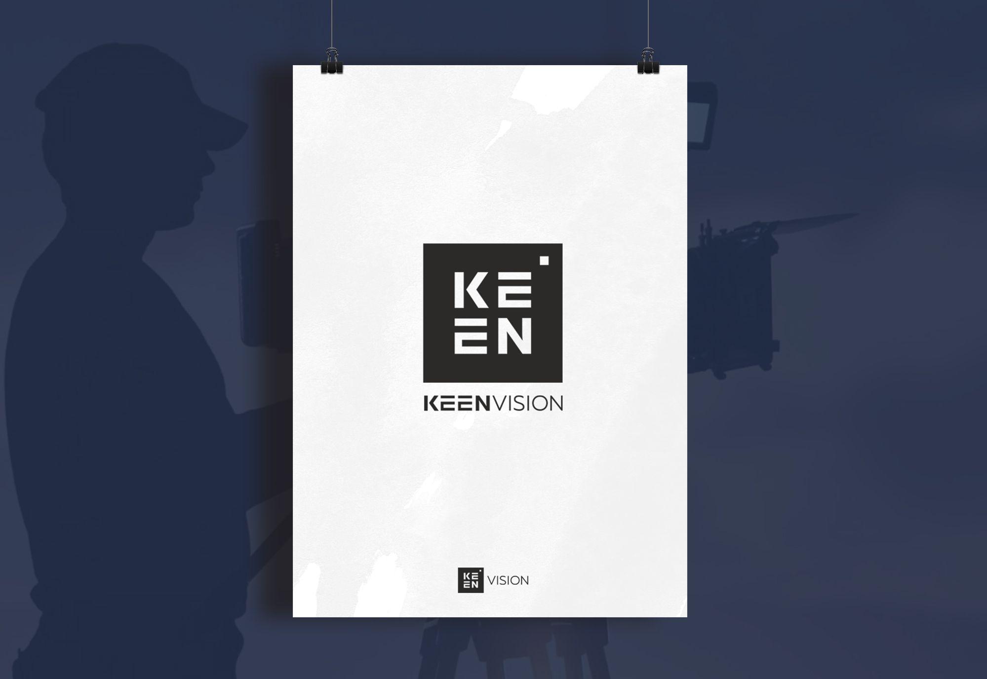 Логотип для KeenVision - дизайнер Alexey_SNG