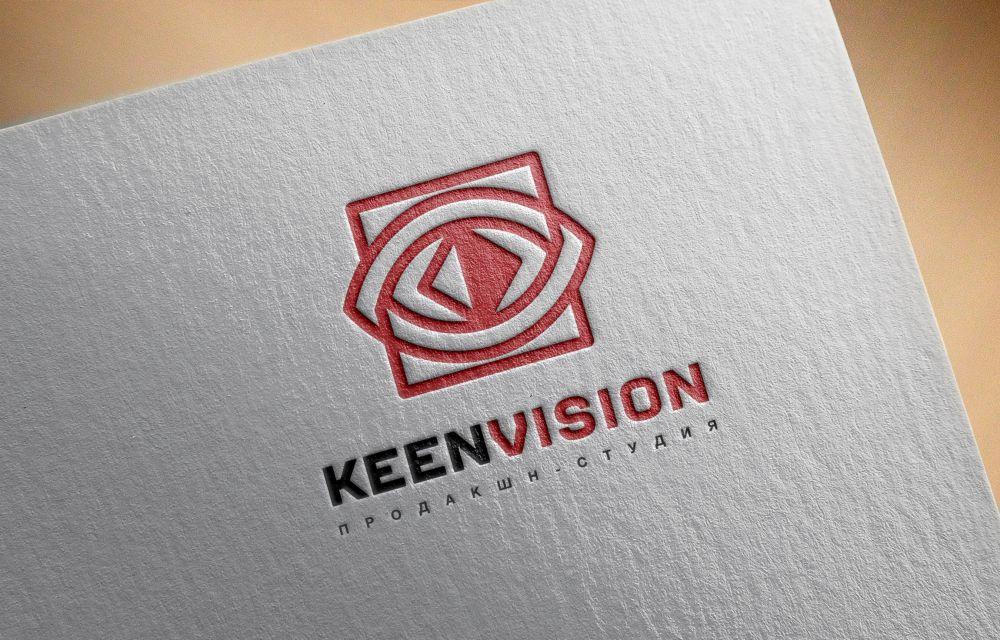 Логотип для KeenVision - дизайнер zozuca-a
