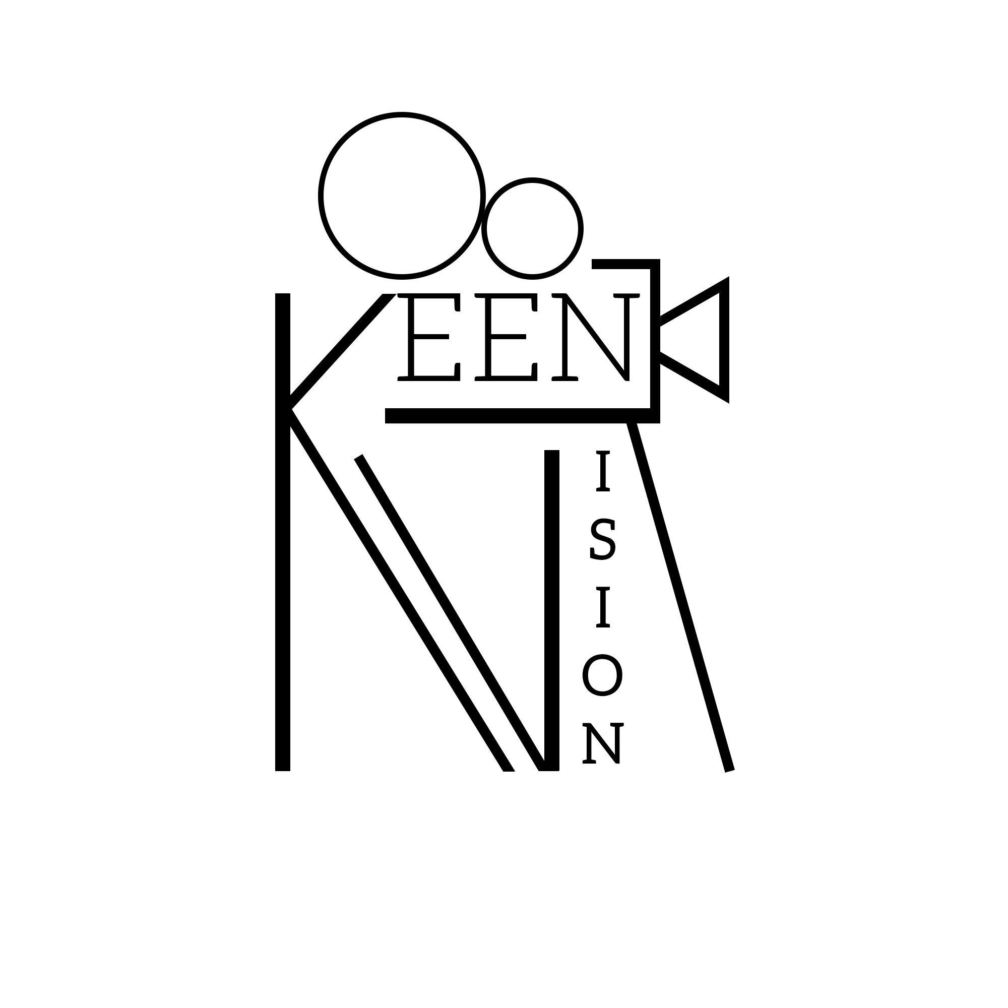 Логотип для KeenVision - дизайнер Topolyushka