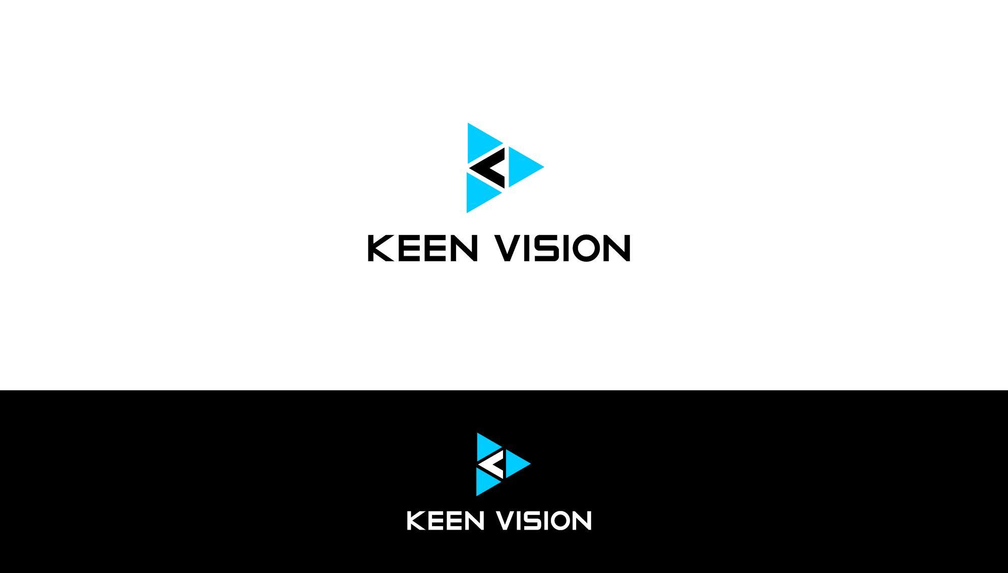 Логотип для KeenVision - дизайнер markosov