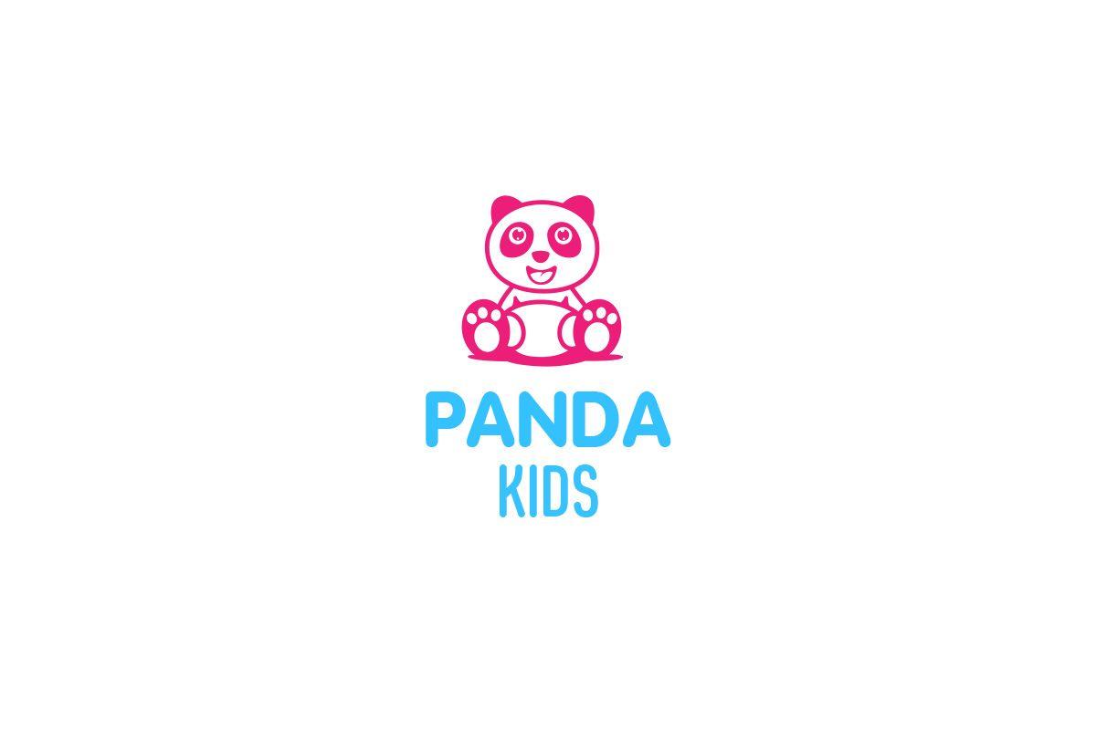 Логотип для Panda Kids - дизайнер VF-Group