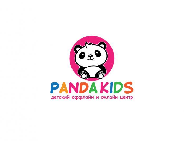 Логотип для Panda Kids - дизайнер peps-65