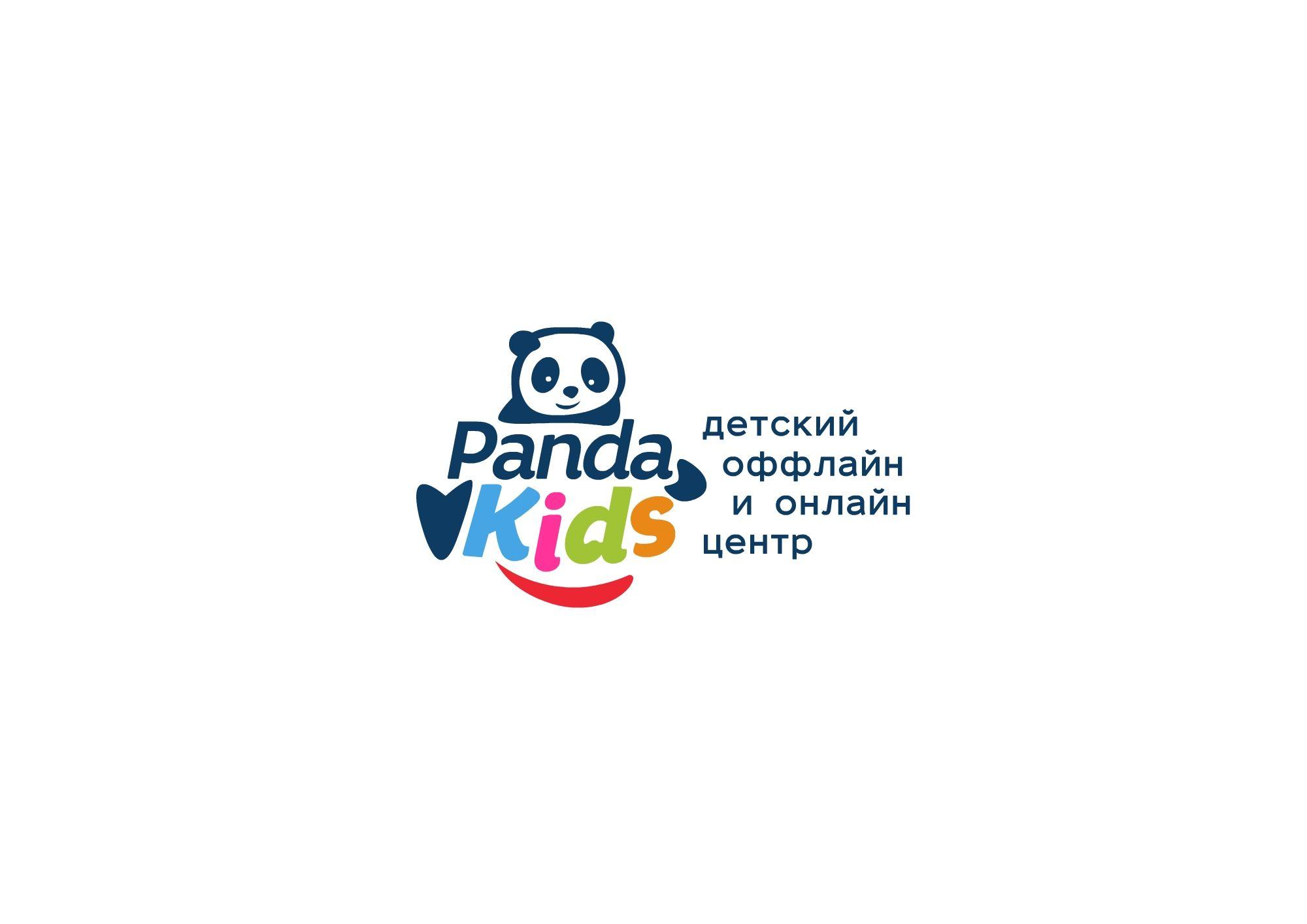 Логотип для Panda Kids - дизайнер KokAN