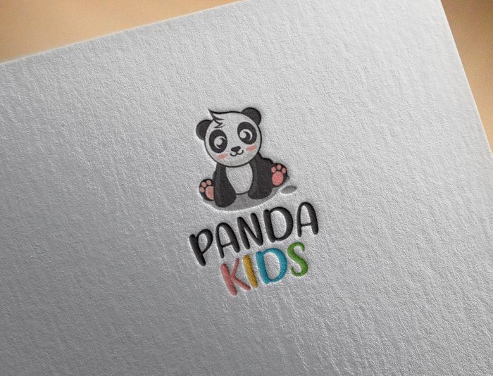 Логотип для Panda Kids - дизайнер mia2mia