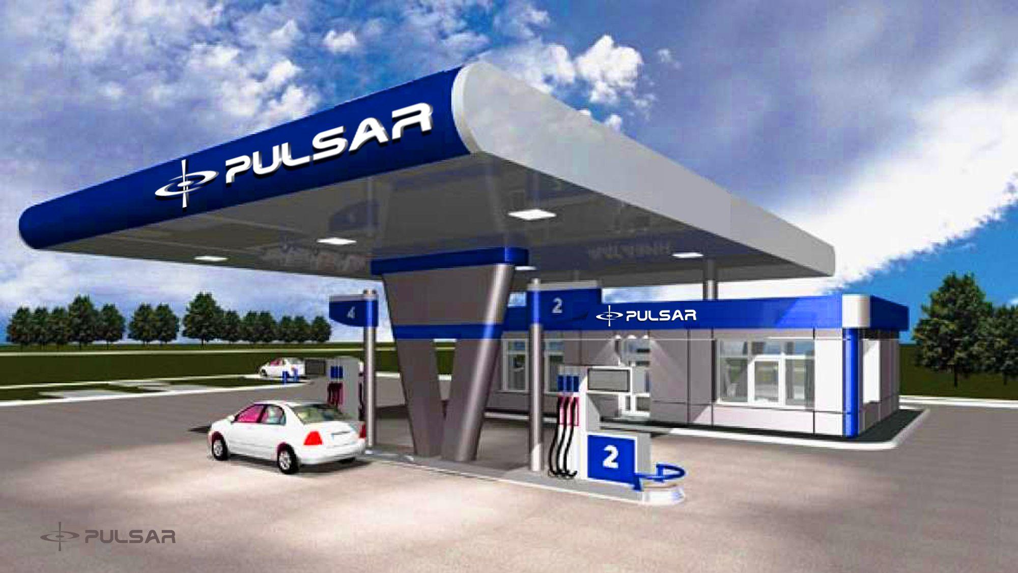 Логотип для Pulsar - дизайнер markosov