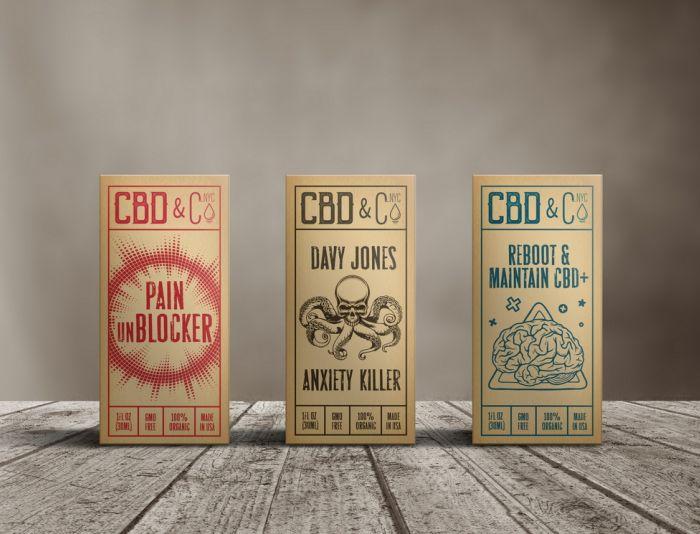 Label для бутылочек, упаковок и тд - дизайнер Natal_ka