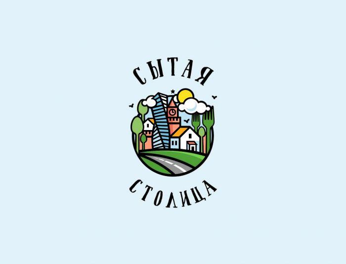 Логотип для Сытая Столица - дизайнер webgrafika