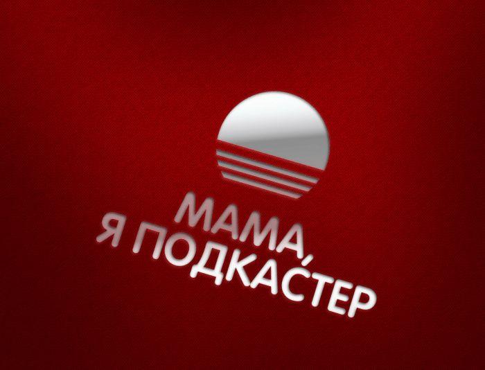 Логотип для Мама, я подкастер - дизайнер Architect
