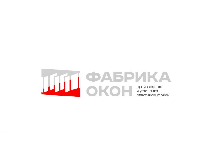 Логотип для Фабрика окон - дизайнер lenabryu