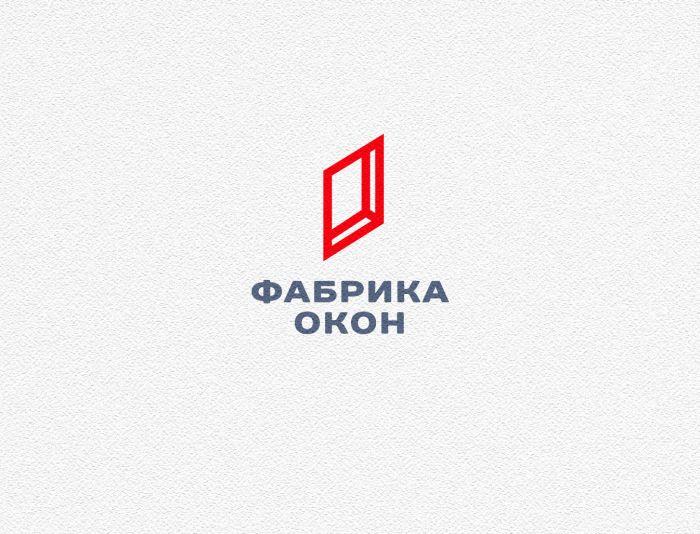 Логотип для Фабрика окон - дизайнер andblin61