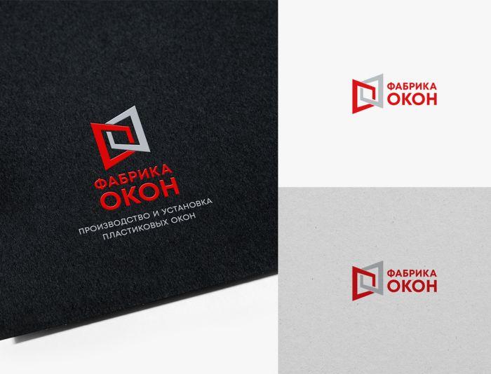 Логотип для Фабрика окон - дизайнер Elevs