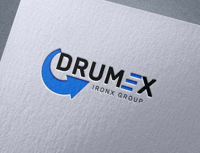 Лого и фирменный стиль для DRUMEX - дизайнер Architect